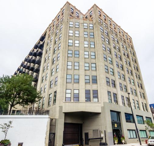 1550 S Blue Island Avenue #1122, Chicago, IL 60608 (MLS #10277368) :: Helen Oliveri Real Estate