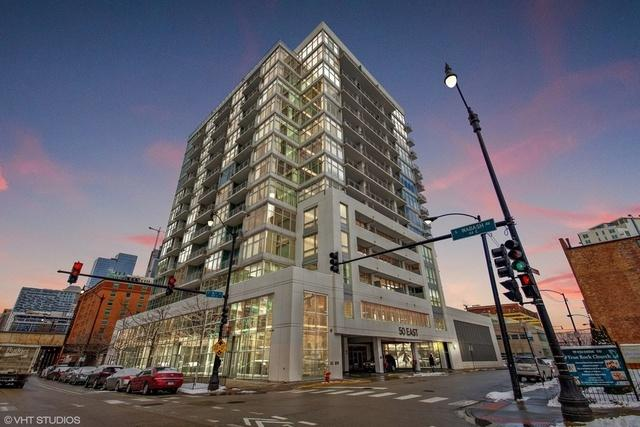 50 E 16th Street #507, Chicago, IL 60616 (MLS #10277389) :: Touchstone Group