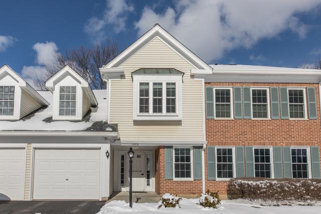 1406 Clove Court A, Mount Prospect, IL 60056 (MLS #10277397) :: Helen Oliveri Real Estate
