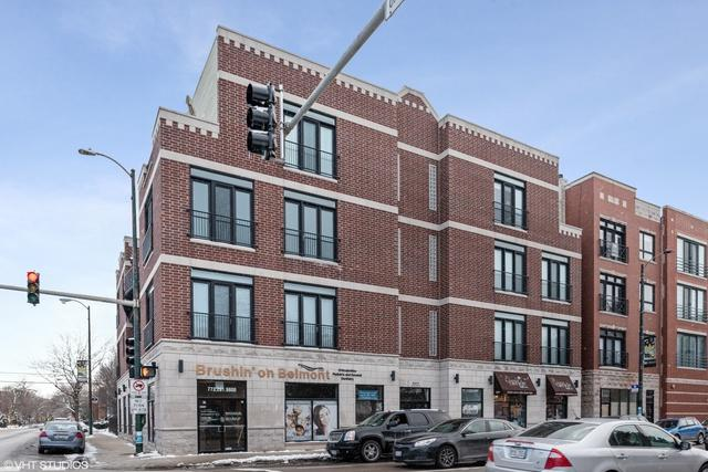 2007 W Belmont Avenue 2W, Chicago, IL 60618 (MLS #10277418) :: Touchstone Group
