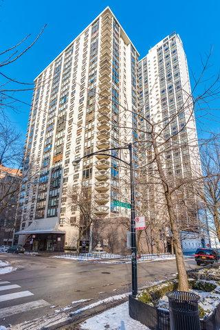 1313 N Ritchie Court #1502, Chicago, IL 60610 (MLS #10277427) :: Touchstone Group