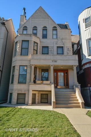 4510 S Greenwood Avenue #2, Chicago, IL 60653 (MLS #10277430) :: The Mattz Mega Group