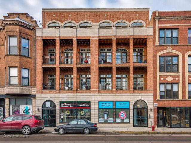 1414 W Irving Park Road 3E, Chicago, IL 60613 (MLS #10277434) :: Touchstone Group