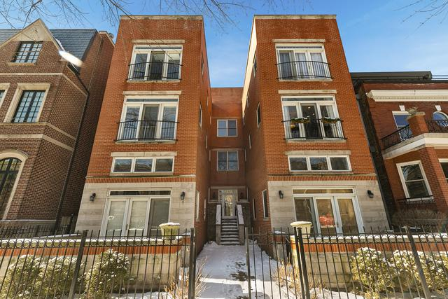 3834 N Greenview Avenue 2N, Chicago, IL 60613 (MLS #10277438) :: Touchstone Group