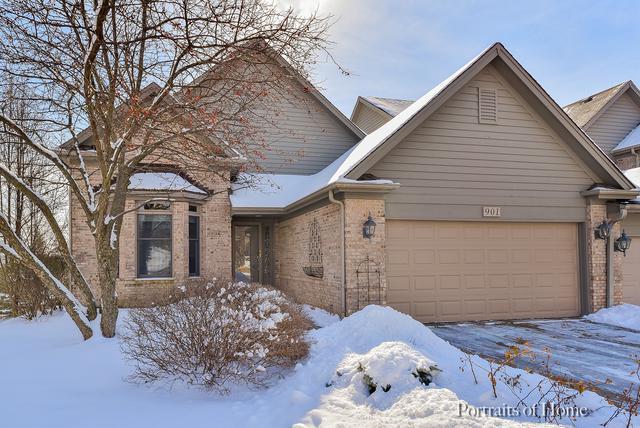 901 Oak Crest Lane, St. Charles, IL 60175 (MLS #10277445) :: Helen Oliveri Real Estate