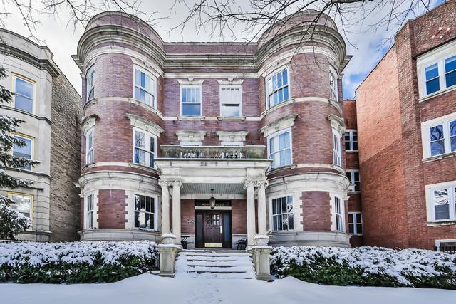 4068 N Sheridan Road 1F, Chicago, IL 60613 (MLS #10277457) :: Touchstone Group