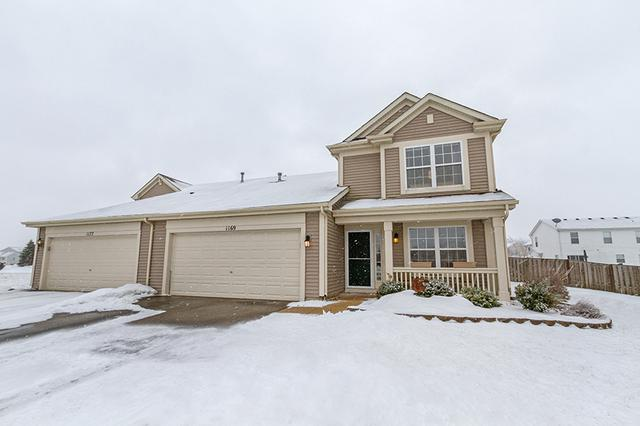 1169 Cape Cod Lane, Pingree Grove, IL 60140 (MLS #10277491) :: The Spaniak Team