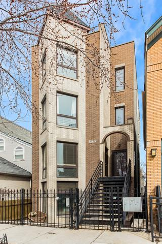1722 W Beach Avenue #2, Chicago, IL 60622 (MLS #10277542) :: The Spaniak Team