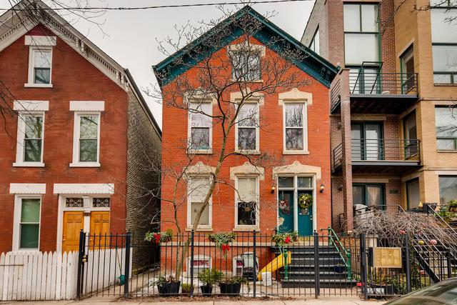 882 N Hermitage Avenue 1R, Chicago, IL 60622 (MLS #10277562) :: Property Consultants Realty