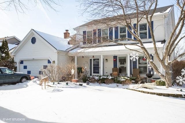 500 Lexington Avenue, Fox River Grove, IL 60021 (MLS #10277568) :: Lewke Partners