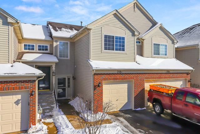 218 Nicole Drive C, South Elgin, IL 60177 (MLS #10277633) :: The Mattz Mega Group