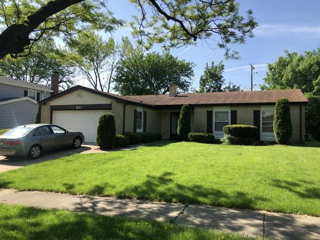 625 Independence Avenue, Westmont, IL 60559 (MLS #10277663) :: The Mattz Mega Group