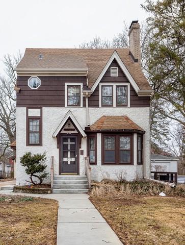 323 E Jefferson Avenue, Wheaton, IL 60187 (MLS #10277716) :: Baz Realty Network   Keller Williams Preferred Realty