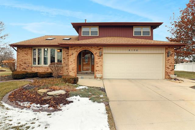 8106 Bayhill Court, Orland Park, IL 60462 (MLS #10277794) :: Baz Realty Network   Keller Williams Preferred Realty