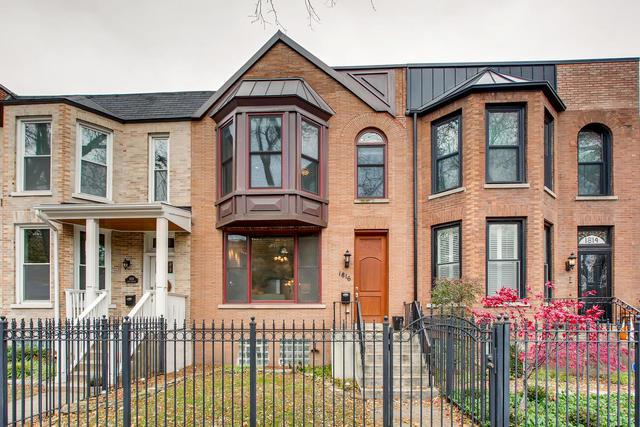 1816 W Newport Avenue, Chicago, IL 60657 (MLS #10277829) :: Leigh Marcus | @properties