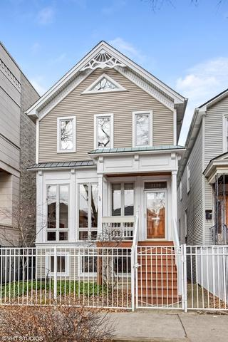 2138 W Fletcher Street, Chicago, IL 60618 (MLS #10277873) :: Leigh Marcus | @properties