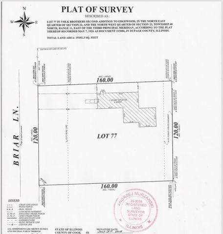 4N651 Briar Lane, Bensenville, IL 60106 (MLS #10277943) :: Baz Realty Network | Keller Williams Preferred Realty