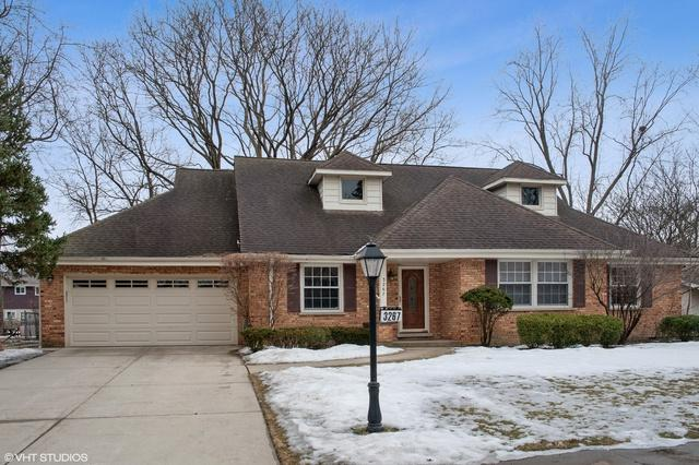 3267 Echo Lane, Northbrook, IL 60062 (MLS #10278030) :: HomesForSale123.com