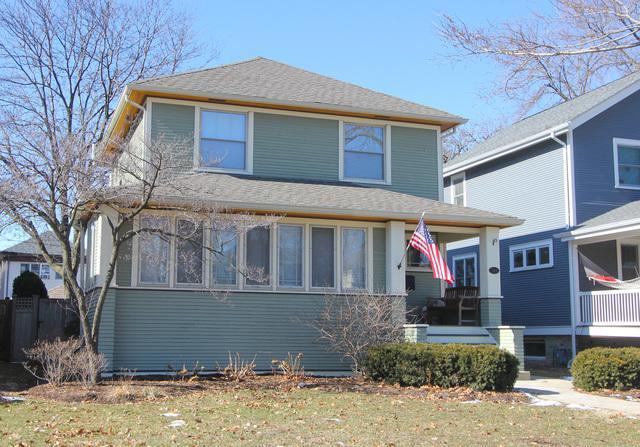 543 Lyman Avenue, Oak Park, IL 60304 (MLS #10278095) :: Baz Realty Network | Keller Williams Preferred Realty
