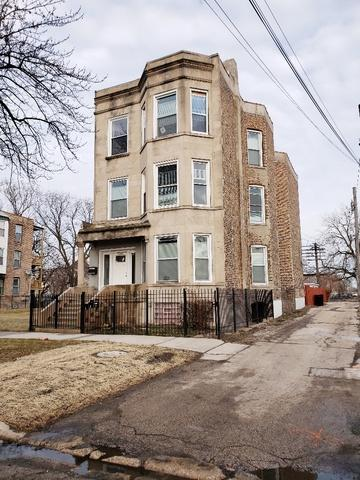 6245 S Greenwood Avenue, Chicago, IL 60637 (MLS #10278131) :: The Mattz Mega Group