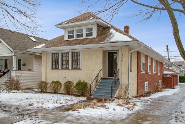 949 N Taylor Avenue, Oak Park, IL 60302 (MLS #10278146) :: Baz Realty Network | Keller Williams Preferred Realty