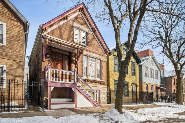 1854 W Iowa Street, Chicago, IL 60622 (MLS #10278176) :: Property Consultants Realty