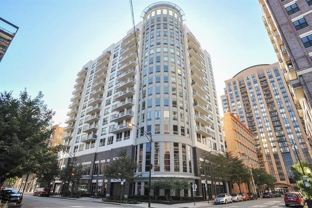 421 W Huron Street #1108, Chicago, IL 60654 (MLS #10278229) :: Domain Realty