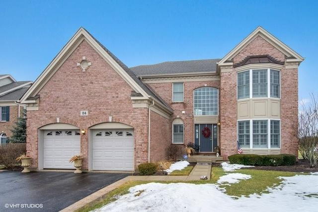 24 Tournament Drive S, Hawthorn Woods, IL 60047 (MLS #10278238) :: Berkshire Hathaway HomeServices Snyder Real Estate