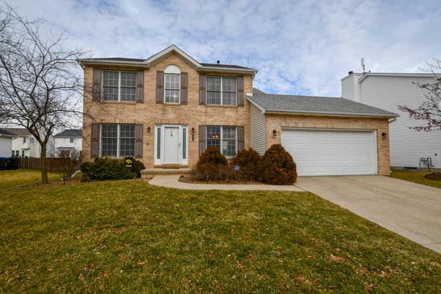 3118 Eagle Creek Drive, Bloomington, IL 61704 (MLS #10278309) :: Baz Realty Network | Keller Williams Preferred Realty