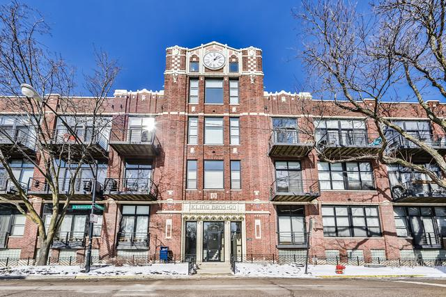 2300 W Wabansia Avenue #113, Chicago, IL 60647 (MLS #10278333) :: Property Consultants Realty