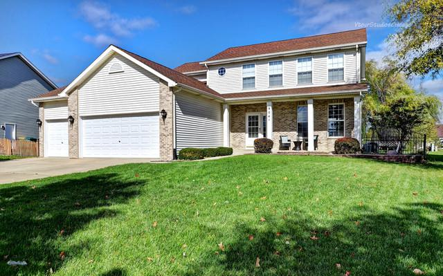 904 Butterfield Circle E, Shorewood, IL 60404 (MLS #10278370) :: Baz Realty Network | Keller Williams Preferred Realty