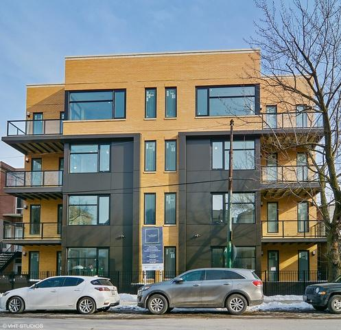 1841 N California Avenue 2C, Chicago, IL 60647 (MLS #10278379) :: Property Consultants Realty