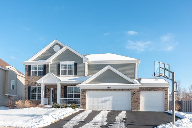 320 Winthrop Drive, Oswego, IL 60543 (MLS #10278394) :: Baz Realty Network | Keller Williams Preferred Realty