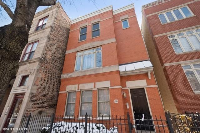 1329 W Fillmore Street C, Chicago, IL 60607 (MLS #10278538) :: Property Consultants Realty