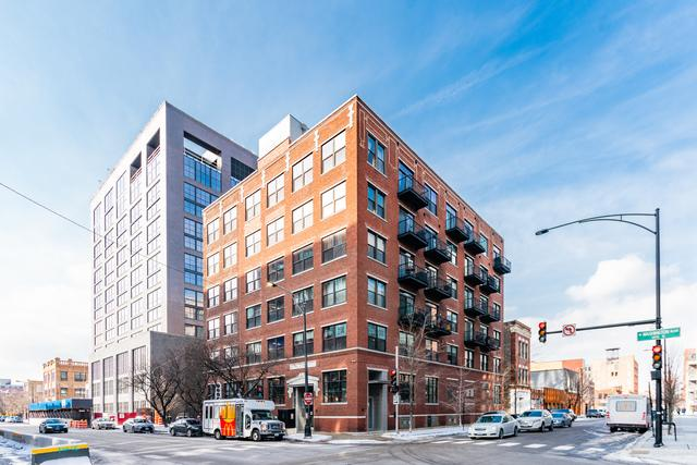 106 N Aberdeen Street 3G, Chicago, IL 60607 (MLS #10278541) :: Property Consultants Realty