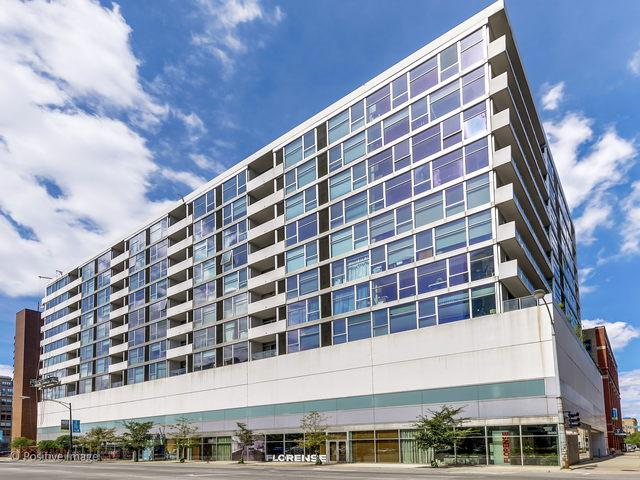 630 N Franklin Street #912, Chicago, IL 60654 (MLS #10278577) :: Property Consultants Realty