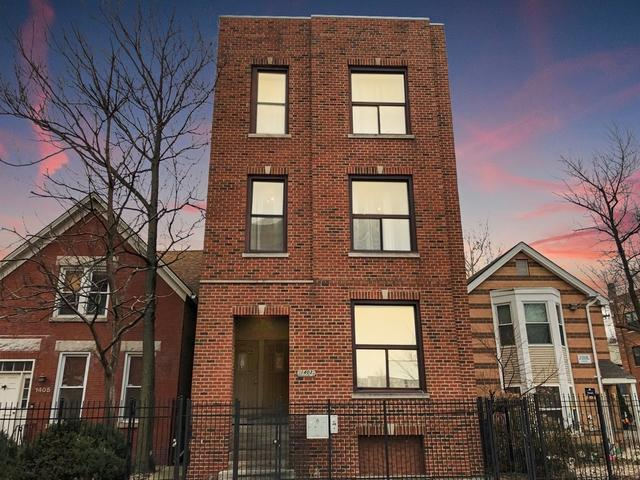 1403 N Rockwell Street #3, Chicago, IL 60622 (MLS #10278606) :: Property Consultants Realty