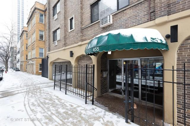 455 W St James Place #306, Chicago, IL 60614 (MLS #10278615) :: Property Consultants Realty