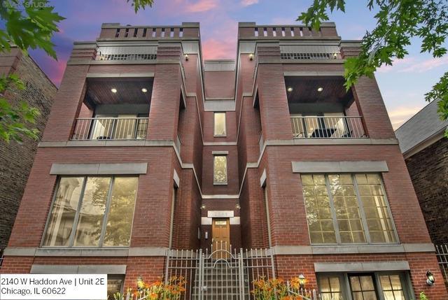 2140 W Haddon Avenue 2E, Chicago, IL 60622 (MLS #10278685) :: Property Consultants Realty