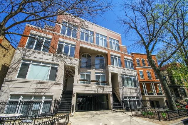 2919 N Burling Street J, Chicago, IL 60657 (MLS #10278700) :: Leigh Marcus | @properties