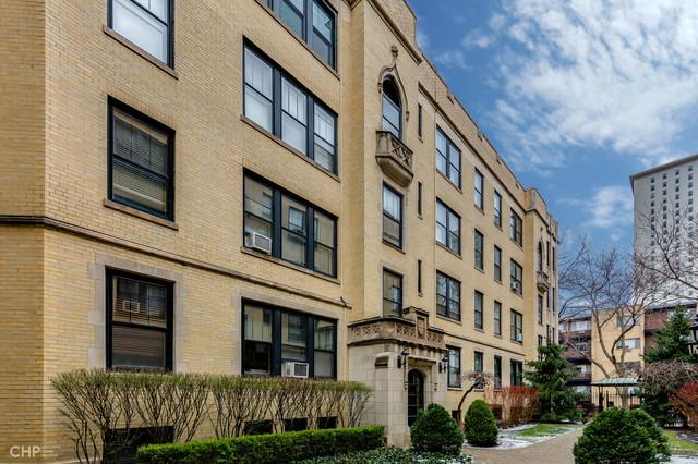 3606 N Pine Grove Avenue 4J, Chicago, IL 60613 (MLS #10278713) :: Leigh Marcus | @properties