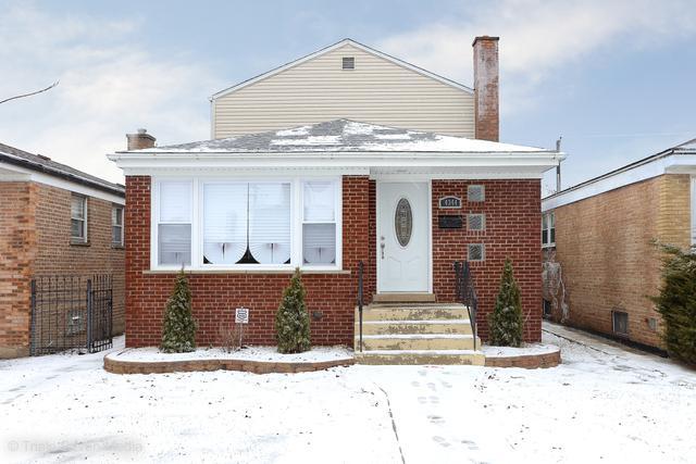 4344 S Kilpatrick Avenue, Chicago, IL 60632 (MLS #10278814) :: The Mattz Mega Group