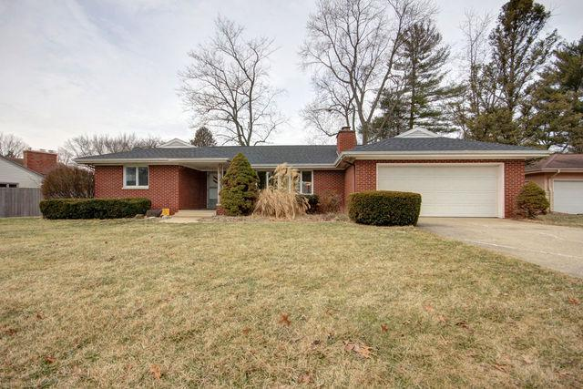 1107 Mayfair Road, Champaign, IL 61821 (MLS #10278887) :: Littlefield Group