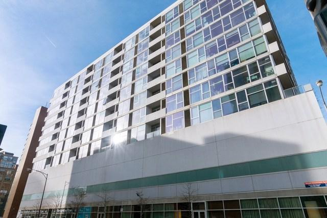 630 N Franklin Street #709, Chicago, IL 60654 (MLS #10278930) :: Property Consultants Realty