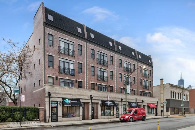1281 N Clybourn Avenue #3, Chicago, IL 60610 (MLS #10278951) :: Leigh Marcus | @properties