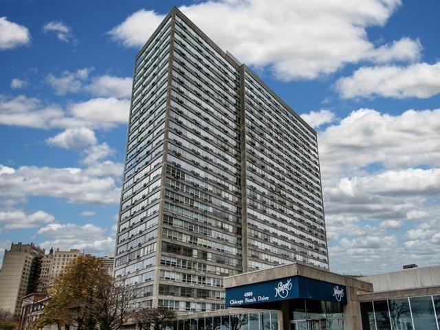 4800 S Chicago Beach Drive 2402N, Chicago, IL 60615 (MLS #10278968) :: The Mattz Mega Group