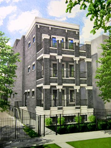 2422 N Racine Avenue #3, Chicago, IL 60614 (MLS #10279001) :: Property Consultants Realty
