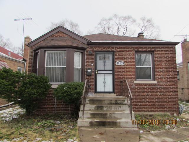 14109 S State Street, Riverdale, IL 60827 (MLS #10279006) :: The Mattz Mega Group