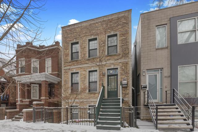 2041 W Shakespeare Avenue, Chicago, IL 60647 (MLS #10279027) :: Property Consultants Realty