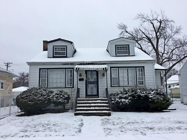 12317 S Elizabeth Street, Calumet Park, IL 60827 (MLS #10279039) :: The Perotti Group | Compass Real Estate